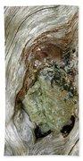 Wood And Stone, Cumbria, England Beach Towel