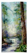 Woodland Creek 1.0 Beach Towel