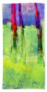 Woods Canyon 6 Beach Towel