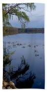Worden's Pond 3 Beach Towel