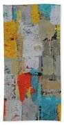 Working Together Beach Towel