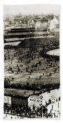 World Series, 1903 Beach Towel