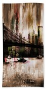 World Trade Center Beach Towel
