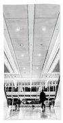 World Trade Center Transportation Hub, Lower Manhattan New York Beach Towel