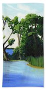 Worlds Away Off The Wye River Beach Towel