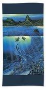 Worlds Away Ted Nasmith Beach Towel