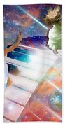 Worship In Spirit And In Truth Beach Towel