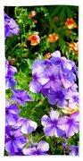 Wp Floral Study 2 2014 Beach Towel