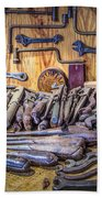 Wrenches Galore Beach Towel