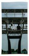 Wright Flyer Memorial Dayton Beach Towel