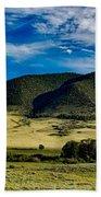 Wyoming Beauty Beach Towel