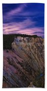 Wyoming Sunset Beach Towel