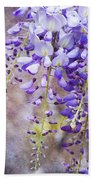Wysteria Beach Towel