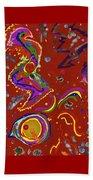 Xtine's Nebula 1 Beach Sheet