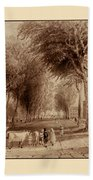 Yale University 1836 Beach Towel