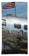 Yankee Lady Beach Towel