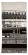 Yankee Stadium    1923  -  2008 Beach Towel
