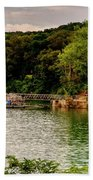 Ye Olde Swimmin Hole Beach Sheet