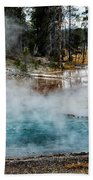 Yellowstone Colors #2 Beach Towel