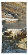 Yellowstone Mineral Features 3 Beach Towel