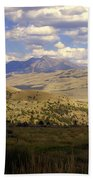 Yellowstone View Beach Towel