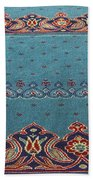 Yeni Mosque Prayer Carpet  Beach Towel