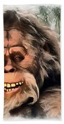 Yeti Beach Towel
