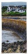 York Breakwater Barry Island Beach Towel
