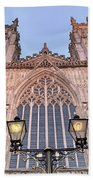 York Minster Beach Towel