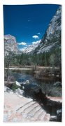 Yosemite #1 Beach Towel