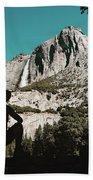 Yosemite Hiker Beach Sheet