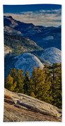 Yosemite Morning Beach Towel