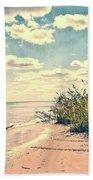 You Walked Away - Wisconsin Beach Towel