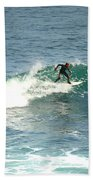 Young Surfers Four Beach Towel