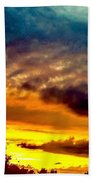 Your Are The Sunshine Of My Life Beach Towel