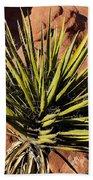 Yucca Five Beach Towel