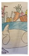 Yummy Beach Towel