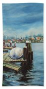 Zaandam Beach Towel