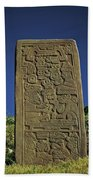 Zapotec History Beach Towel by Juergen Weiss