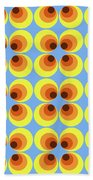 Zappwaits Retro 7 Beach Towel