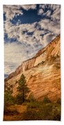 Zion Afternoon Beach Towel