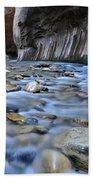 Zion National Park Narrows Beach Towel