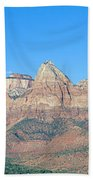 Zion National Park, Valley View Beach Towel