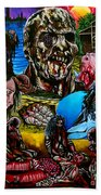 Zombi 2 Beach Towel