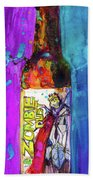 Zombie Dust By 3 Floyds Brewing Co.  Beach Towel