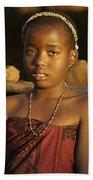 Zulu Princess Beach Sheet