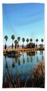 Zyzzx Lake Beach Sheet