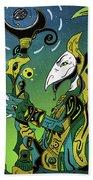 Birdman Beach Sheet
