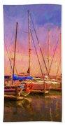 Boats Beach Sheet