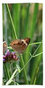 Buckeye Butterflies Beach Towel
